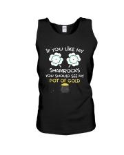 If You Like My Shamrocks - Unisex Shirt Unisex Tank thumbnail