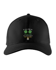 If You Like My Shamrocks St Patrick's Day Embroidered Hat thumbnail