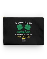 If You Like My Shamrocks St Patrick's Day Accessory Pouch - Standard thumbnail