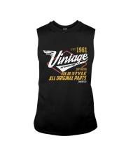 Vintage 1961 Age To Perfection Original Parts Sleeveless Tee thumbnail