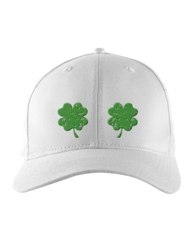 Vintage Irish Shamrock Boobs St Patrick's Day