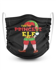 The Princess Elf Matching Family 2 Layer Kids Face Mask - Single thumbnail