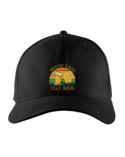 Mouse Ears And Cold Beers - Funny Beer Drinking  Embroidered Hat thumbnail