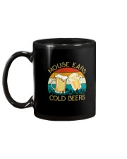 Mouse Ears And Cold Beers - Funny Beer Drinking  Mug back