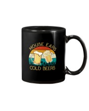 Mouse Ears And Cold Beers - Funny Beer Drinking  Mug front