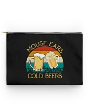 Mouse Ears And Cold Beers - Funny Beer Drinking  Accessory Pouch - Standard thumbnail