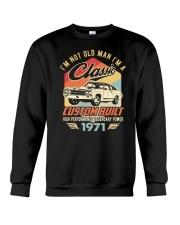 Classic Car - 49 Years Old Matching Birthday Tee  Crewneck Sweatshirt thumbnail