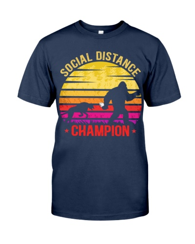 Social Distance Champion Great Bigfoot