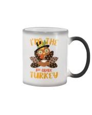 I'm The 8th Grade Turkey Thanksgiving Color Changing Mug thumbnail