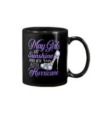 May Girls Are Sunshine Mixed With Hurricane Mug thumbnail