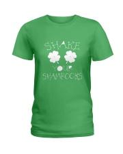 Shake Your Shamrock - St Patrick's Day  Ladies T-Shirt thumbnail