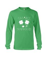 Shake Your Shamrock - St Patrick's Day  Long Sleeve Tee thumbnail