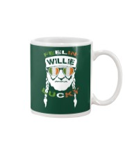 Feeling Willie Lucky Irish Flag St Patrick's Day Mug thumbnail