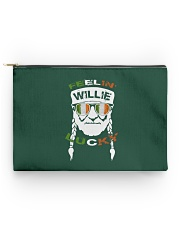 Feeling Willie Lucky Irish Flag St Patrick's Day Accessory Pouch - Standard back
