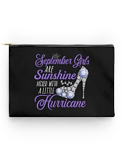 September Girls Are Sunshine Mixed With  Hurricane Accessory Pouch - Standard thumbnail