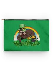 Irish Cute Sloth St Patrick's Day T-Shirt Accessory Pouch - Standard thumbnail
