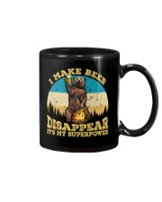 I Make Beer Disappear It's My Superpower Camping Mug tile