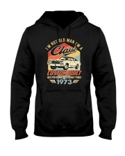 Classic Car - 47 Years Old Matching Birthday Tee  Hooded Sweatshirt thumbnail