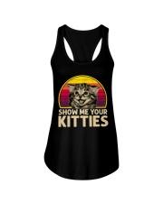 Vintage Show Me Your Kitties Shirt Ladies Flowy Tank thumbnail