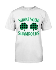 Shake Your Shamrock St Patrick's Day -Unisex Shirt Premium Fit Mens Tee thumbnail
