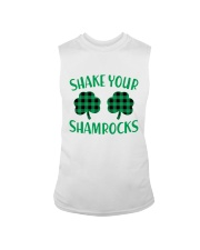 Shake Your Shamrock St Patrick's Day -Unisex Shirt Sleeveless Tee thumbnail