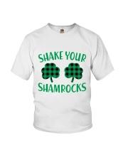 Shake Your Shamrock St Patrick's Day -Unisex Shirt Youth T-Shirt thumbnail