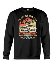 Classic Car - 51 Years Old Matching Birthday Tee  Crewneck Sweatshirt front