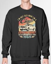 Classic Car - 51 Years Old Matching Birthday Tee  Crewneck Sweatshirt garment-crewneck-sweatshirt-front-01