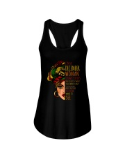 I'm A December  Woman I Have 3 Sides Birthday Gift Ladies Flowy Tank thumbnail