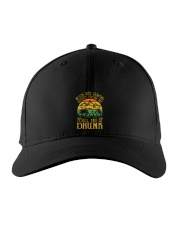 Never Take Camping Advice - You'll End Up Drunk  Embroidered Hat thumbnail