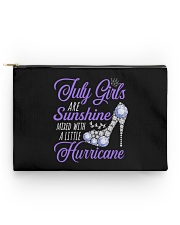 July Girls Are Sunshine Mixed With Hurricane Accessory Pouch - Standard thumbnail