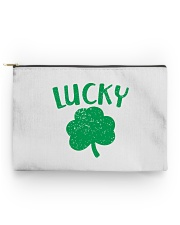 Lucky Shamrock - St Patrick's Day Accessories Accessory Pouch tile