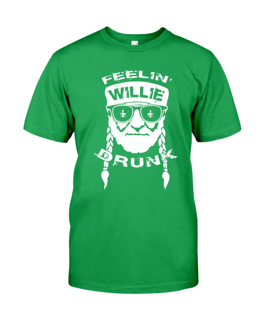 Feeling Willie Drunk St Patrick's Day Classic T-Shirt