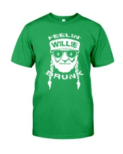 Feeling Willie Drunk St Patrick's Day Classic T-Shirt front