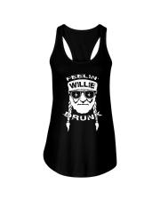 Feeling Willie Drunk St Patrick's Day Ladies Flowy Tank thumbnail