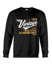 Vintage 1959 Age To Perfection Original Parts Crewneck Sweatshirt thumbnail