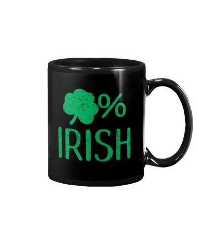 Lucky Irish Green Shamrock St Patrick's Day
