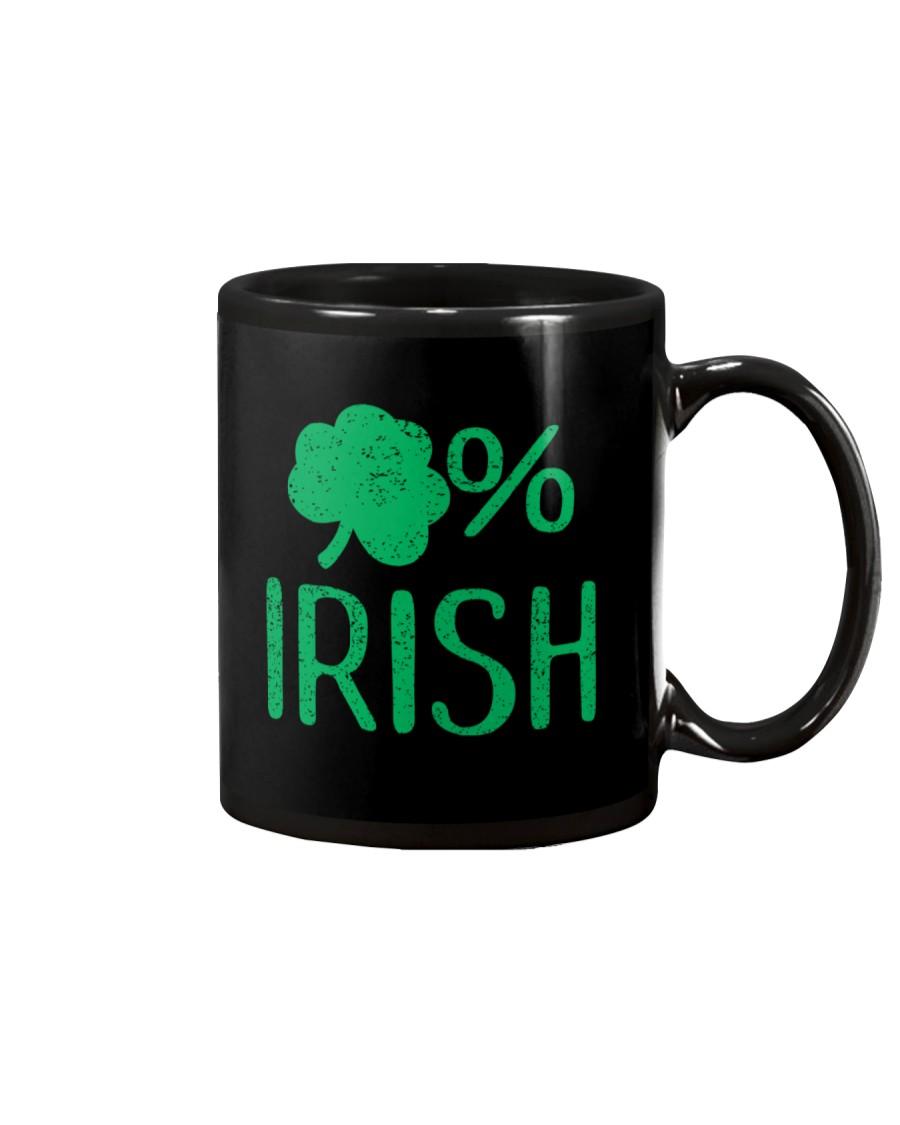 Lucky Irish Green Shamrock St Patrick's Day  Mug