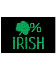 Lucky Irish Green Shamrock St Patrick's Day  24x16 Poster thumbnail
