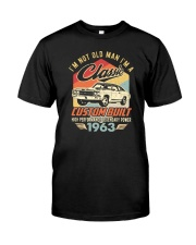 Classic Car - 57 Years Old Matching Birthday Tee  Premium Fit Mens Tee thumbnail