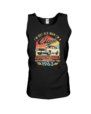 Classic Car - 57 Years Old Matching Birthday Tee  Unisex Tank thumbnail