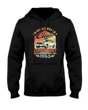 Classic Car - 57 Years Old Matching Birthday Tee  Hooded Sweatshirt thumbnail