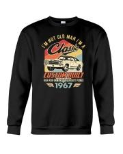 Classic Car - 53 Years Old Matching Birthday Tee  Crewneck Sweatshirt thumbnail
