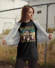 Y'all Motha-Fckas Need Science Lover Scientist Classic T-Shirt apparel-classic-tshirt-lifestyle-07