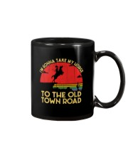 I am Gonna Take My Horse To The Old Town Road Mug thumbnail