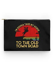 I am Gonna Take My Horse To The Old Town Road Accessory Pouch - Standard thumbnail