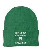 Vintage Prone To Shenanigans And Malarkey  Knit Beanie thumbnail