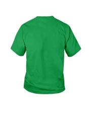 Funny Unicorn Mardi Gras - Youth T- Shirt Youth T-Shirt back