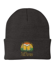 Day Without Beer - Funny Beer Drinking Lover Gift Knit Beanie thumbnail