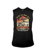 Classic Car - 50 Years Old Matching Birthday Tee  Sleeveless Tee thumbnail